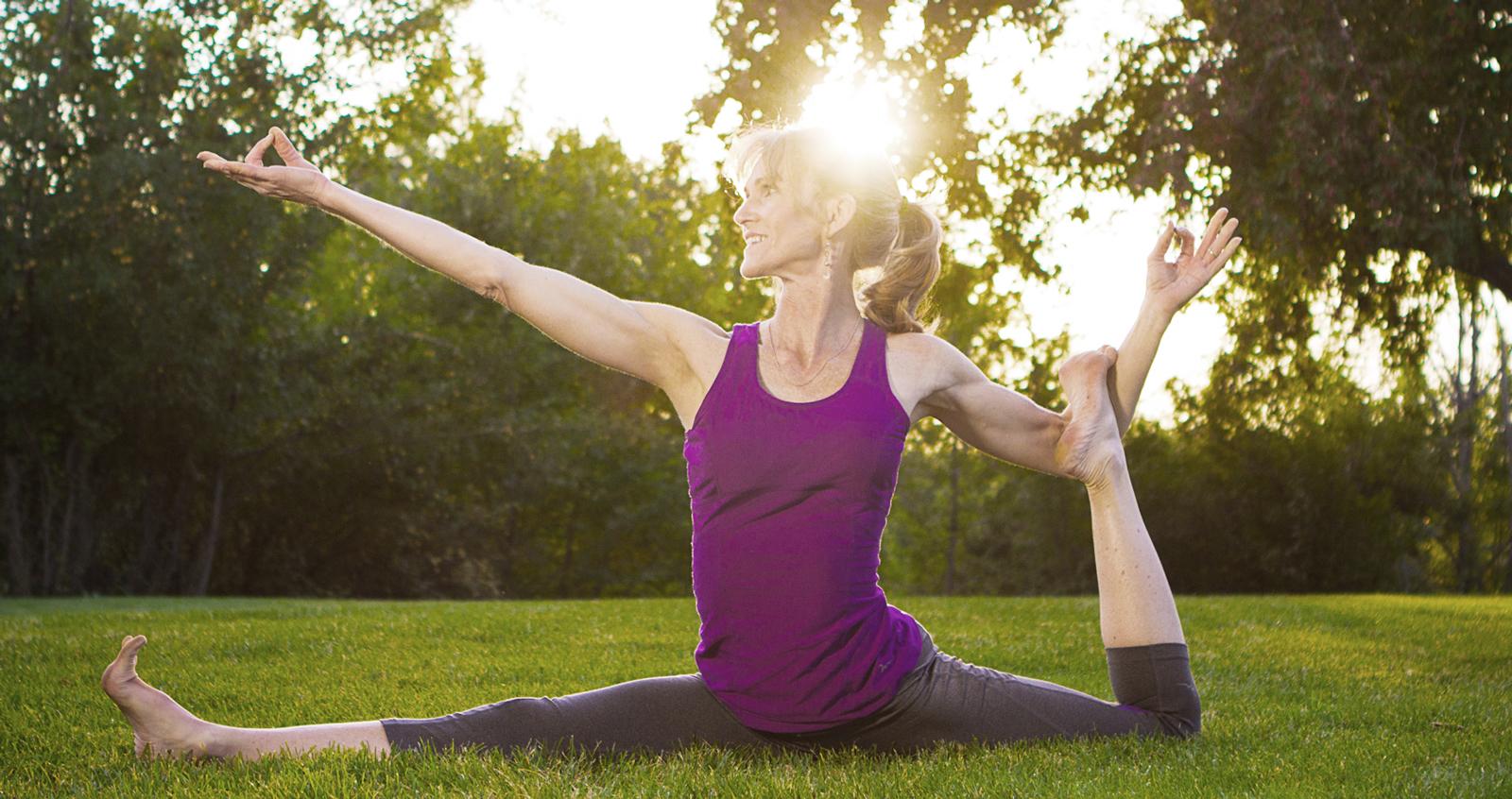 Linda Black Utah Yoga Health